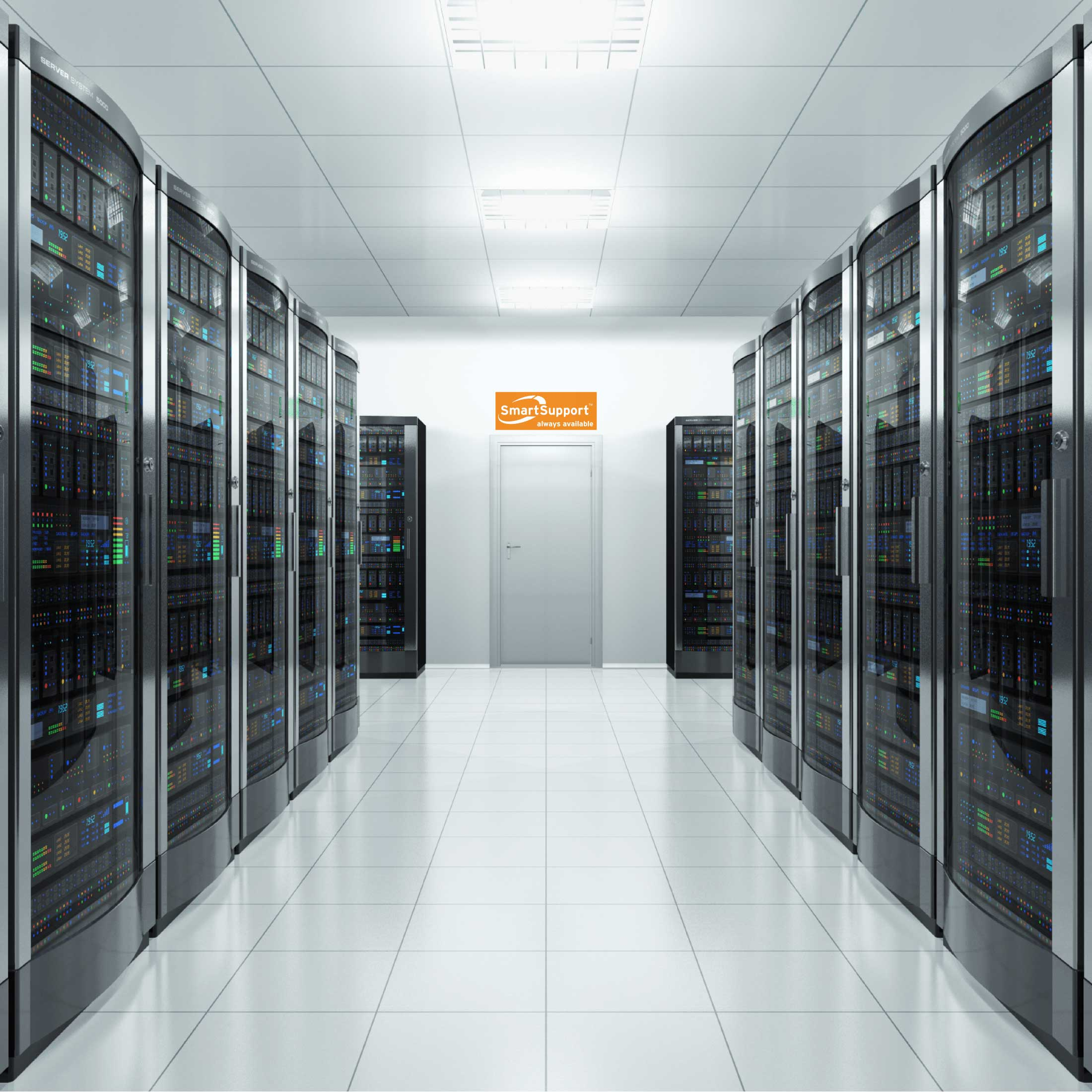 Managed Cloud Data Center