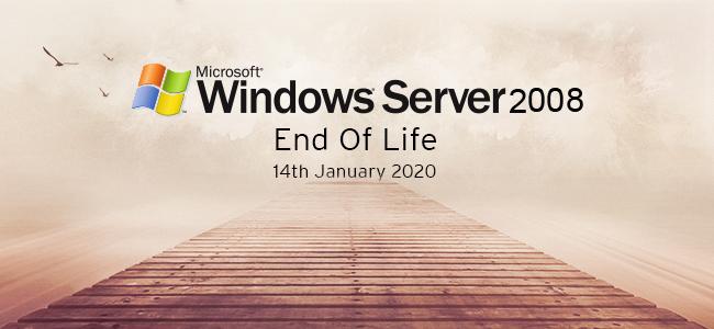Windows server 2008 eol