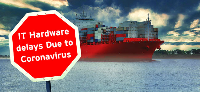 How the coronavirus has infected global tech supply chain