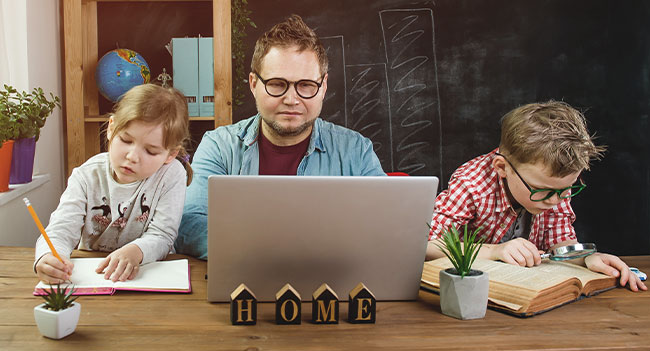 Homeworking is here to stay – how to make it work for your business