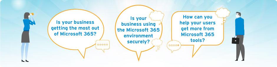TDM Group - Microsoft 365 Questions
